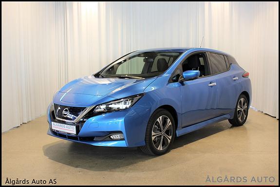 Nissan Leaf N-Connecta 40 kwh/Propilot/Navi/Varmepakke/  2020, 1050 km, kr 239000,-