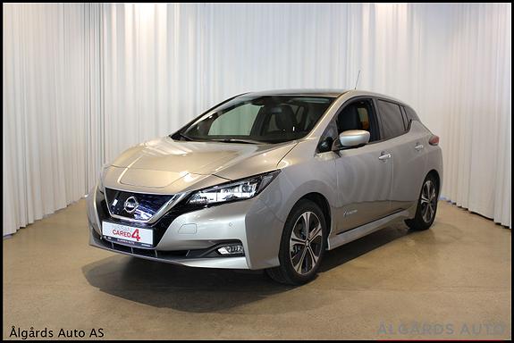 Nissan Leaf Tekna 40 kwh/NORSK/VINTERPAKKE/E PEDAL/  2019, 5700 km, kr 229000,-