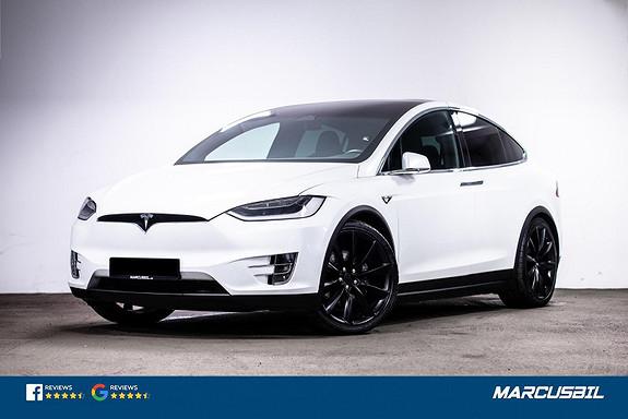 Tesla Model X 100D 5S/EAP/HIFI/VINTER/MCU2/H.FESTE  2018, 71000 km, kr 679900,-