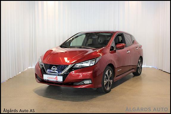 Nissan Leaf N-Connecta 40 kwh/NORSK/VINTERPAKKE/  2019, 13000 km, kr 229000,-