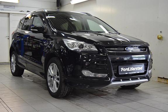 Ford Kuga 2.0 TDCI TITANIUM X  2015, 101800 km, kr 265000,-