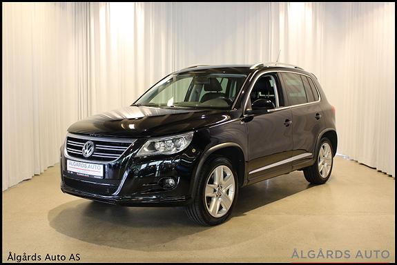 Volkswagen Tiguan 2.0  TDI R-Line  2011, 85000 km, kr 179000,-