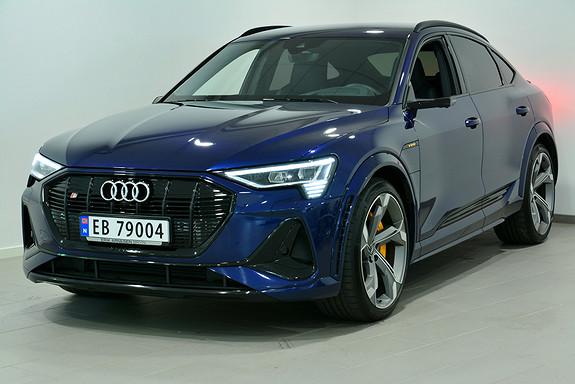 Audi e-tron Sportback 60 S Sportback  2021, 35900 km, kr 859900,-