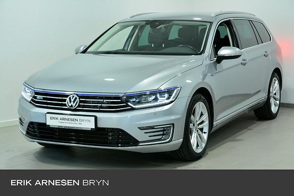 Volkswagen Passat 1,4 TSI 218hk Exclusive aut Webasto, Skinn, Krok + + +  2018, 44300 km, kr 329900,-