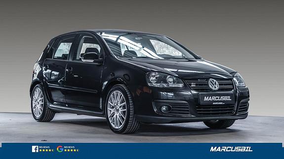 Volkswagen Golf GT-Sport 1,9TDI/105HK/S+ V  2008, 102000 km, kr 59900,-