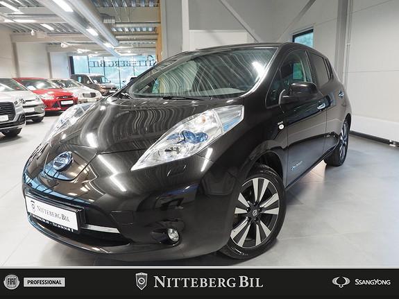 Nissan Leaf 30KWH Nordic Edition - Ryggekamera - Dab  2017, 72000 km, kr 89000,-