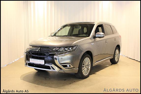 Mitsubishi Outlander 2.4 PHEV Int.+ aut/VINTERPAKKE/SKINN/NAVI/KAMERA  2020, 21000 km, kr 429000,-