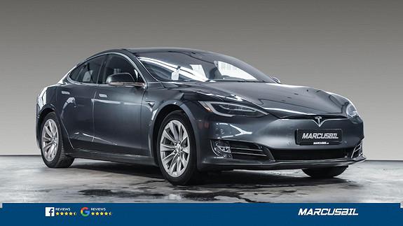Tesla Model S 75D AP2.5/DELSKINN/NETFLIX/MCU2/S+ V  2018, 37600 km, kr 489000,-