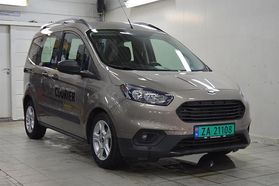 Ford Transit Courier 1.5 L TDCi Trend  2018, 7000 km, kr 169000,-