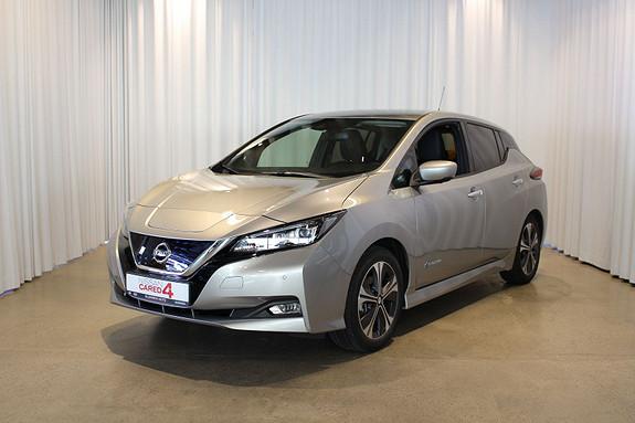 Nissan Leaf N-Connecta 40 kwh/NORSK/VINTERPAKKE/  2019, 4100 km, kr 239000,-