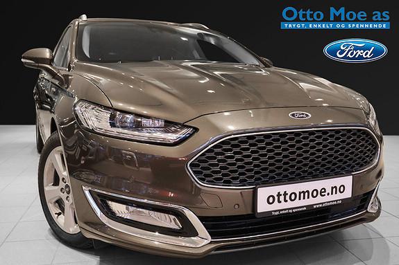 Ford Mondeo 2,0 TDCi 180hk Vignale AWD aut *BRUKTBILKAMPANJE*  2017, 93000 km, kr 349900,-