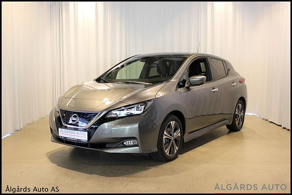 Nissan Leaf N-Connecta 40 kwh/Propilot/Navi/Varmepakke/  2020, 1750 km, kr 239000,-