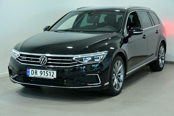 Volkswagen Passat GTE 1,4 TSI 218hk DSG PLUG-IN HYBRID  2021, 9000 km, kr 519900,-