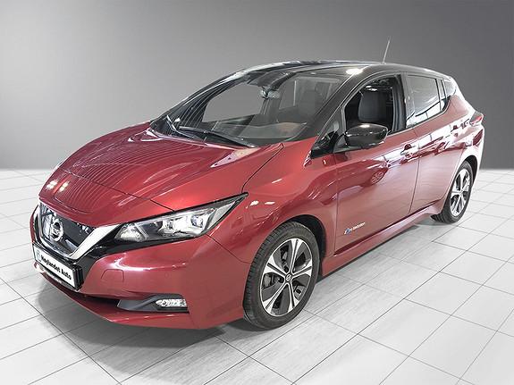 Nissan Leaf 40KWH TEKNA l ACC l BOSE LYD l NAVI l 360`KAM ++  2020, 39000 km, kr 239000,-