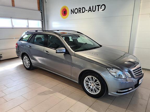 Mercedes-Benz E-Klasse E 220 CDI 170HK/CLASSIS/KROK/DAB+/ILS  2011, 193900 km, kr 149900,-