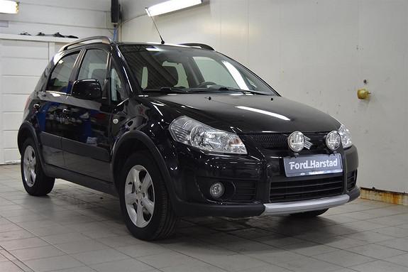Suzuki SX4 1.6  GLX KLIMA  2007, 187200 km, kr 69000,-