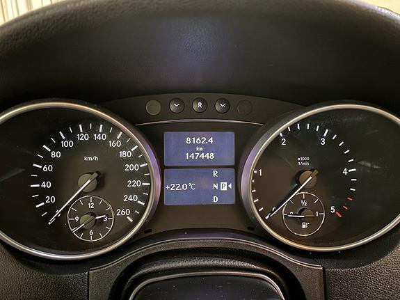 Bilbilde: Mercedes-Benz M-Klasse