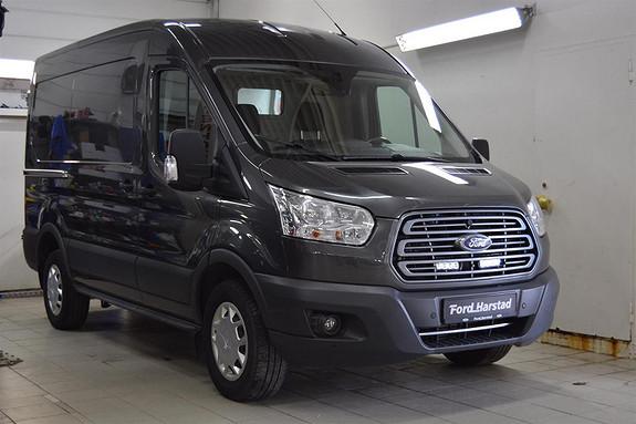 Ford Transit 2.0 TDCI  AWD TREND L2  2018, 52550 km, kr 389000,-