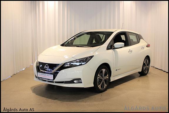 Nissan Leaf Acenta 40 kwh/ NAVI/KAMERA/E PEDAL/  2018, 26000 km, kr 189000,-