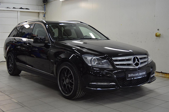 Mercedes-Benz C-Klasse C 220 CDI  2011, 218000 km, kr 129000,-