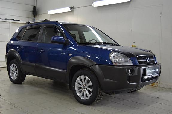 Hyundai Tucson 2.0  CRDI GLS 4X4  2007, 173000 km, kr 79000,-