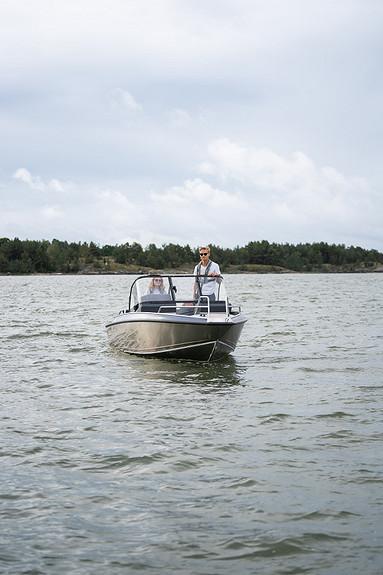 Buster X m/Yamaha F70 PÅ LAGER