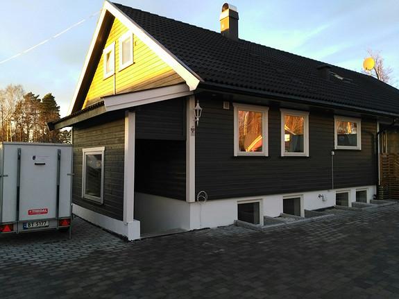 Ny og fin leilighet på Sem *Tv inkl*