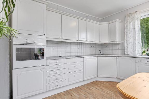 1. etasje - Kjøkken