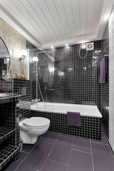 Bad med badekar/dusj