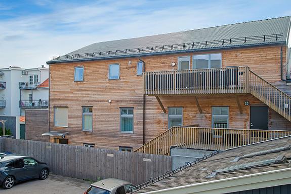 Stilig og moderne leilighet med 1 soverom i Tønsberg sentrum