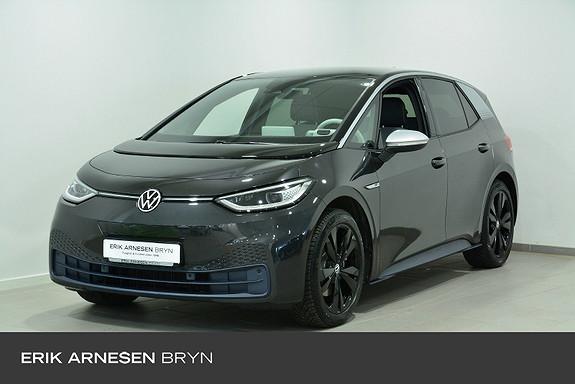 Volkswagen ID.3 1st plus Led Matrix, Keyless, ACC, Navi++  2021, 4811 km, kr 334900,-