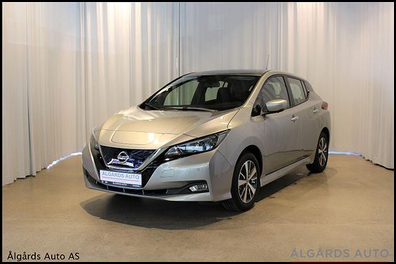 Nissan Leaf Acenta 40 kwh/ NAVI/KAMERA/E PEDAL/  2020, 20 km, kr 239000,-