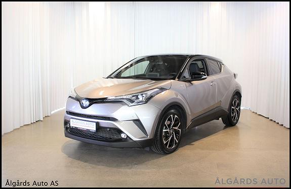 Toyota C-HR 1.8T Active Hybrid  2016, 40000 km, kr 229000,-