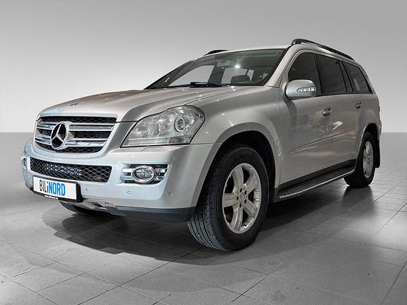 Bilbilde: Mercedes-Benz GL