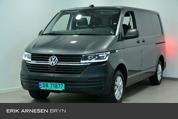 Volkswagen Transporter 2,0 TDI 150hk K u/vindu 4Motion DSG Webasto, Cruise + +  2020, 37600 km, kr 479900,-