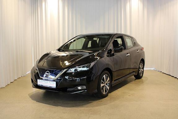 Nissan Leaf Acenta 40 kwh/ NAVI/KAMERA/E PEDAL/  2020, 10 km, kr 239000,-