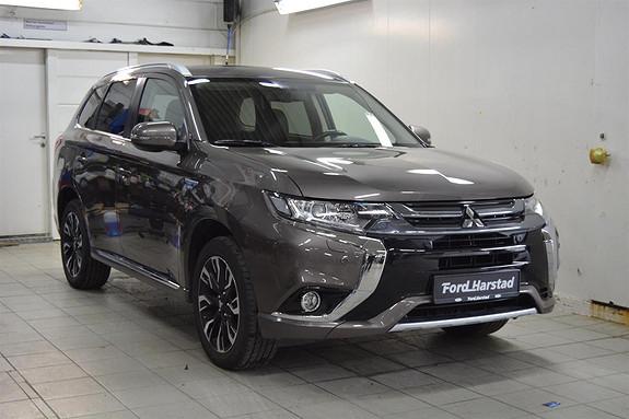 Mitsubishi Outlander 2.0  HYB INT,+ AUT  2018, 44300 km, kr 349000,-