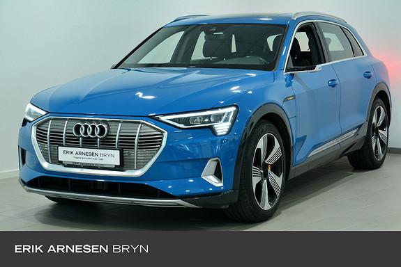 Audi e-tron 55  edition one Luft, B&O, Matrix, Pano + +  2019, 38900 km, kr 609900,-