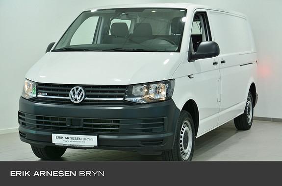 Volkswagen Transporter Tra u/v lang 150 tdi 4m/dsg  2018, 82050 km, kr 339900,-
