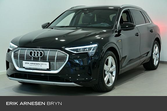 Audi e-tron 50 advanced business Head-Up, Krok, Skinn/alcantara + +  2020, 13700 km, kr 559900,-