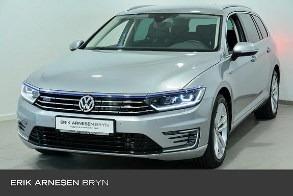 Volkswagen Passat 1,4 TSI 218hk Exclusive aut Krok, Webasto, Navi, Kamera  2018, 38600 km, kr 304900,-