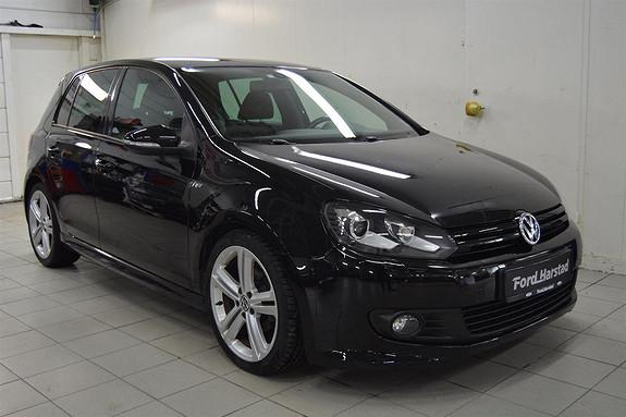 Volkswagen Golf 1.6  TDI  R-LINE, BLUETOOTH, PARKERINGSSENSOR FORAN OG  2012, 127400 km, kr 109000,-