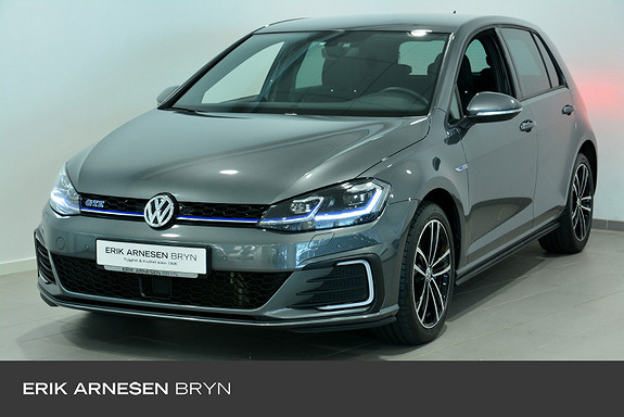 Volkswagen Golf 1,4 TSI 204hk DSG Webasto, Kamera + +  2018, 33300 km, kr 244900,-