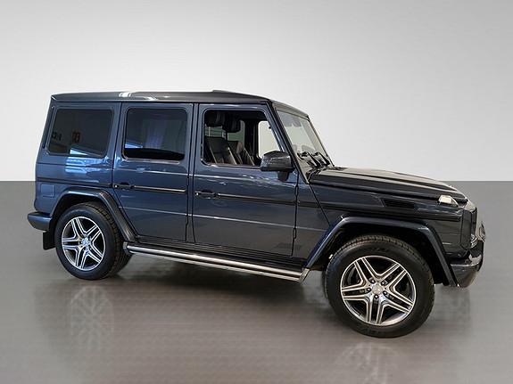 Bilbilde: Mercedes-Benz Geländewagen