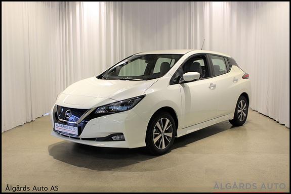 Nissan Leaf Acenta 40 kwh/ NAVI/KAMERA/E PEDAL/  2020, 11 km, kr 239000,-