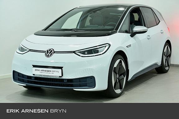 Volkswagen ID.3 1ST MAX  2021, 50 km, kr 379900,-