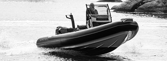 Ny Grand D600 Lux Black Edition m/Yamaha F130