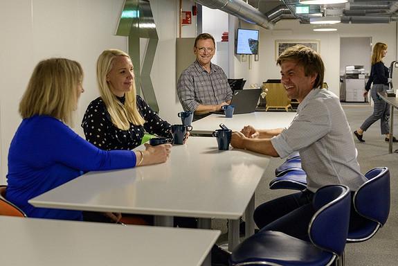 Sosial sone i kontorlokaler