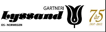 Lyssand Gartneri AS