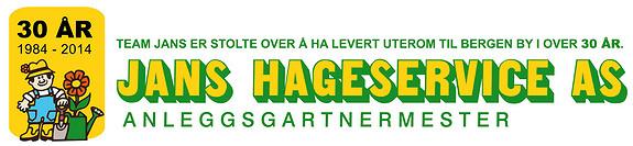 Jans Hageservice AS